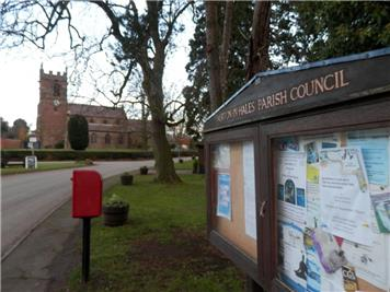 - Update on scheduled Parish Council Meetings